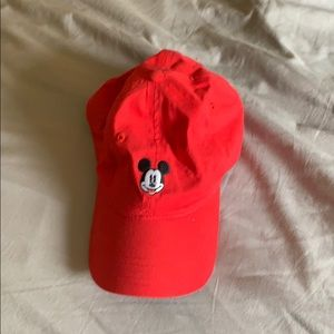 Mickey dad hat